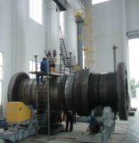 Процедура сварки для вала турбины гидроуправления