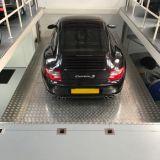 Scissor la elevación del estacionamiento del coche del garage de subterráneo del sistema del estacionamiento