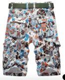 Les hommes pantalons courts 100%COTON Summersy Comouflage Dye Lavage pour-1560