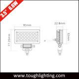 """3.5 """" der Flut-6W Arbeits-Lichter Träger-Minides vierecks-LED"""