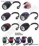 presente de promoção de LED - em forma de ovo (Lanterna LED TS1003)