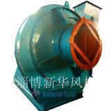 Hochtemperaturwiderstand-Polypropylen-zentrifugaler Staub-Ventilator