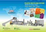 Catalogue d'usine de recyclage de plastique