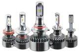 Comprare la lampadina all'ingrosso dell'automobile delle parti 12V 5W LED del camion & dell'automobile l'illuminazione automatica - il kit automobilistico H1, H3, H4, H7, H11, 9005, 9006, un tipo di conversione del faro del LED dei 9012 connettori