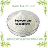 isocaproate blanc stéroïde bodybuilding CAS 15262-86-9 de testostérone de poudre de supplément