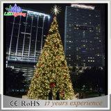 Árvores artificiais do diodo emissor de luz do Natal da luz da decoração do Natal de China