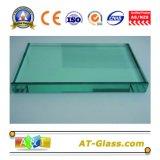 vetro Tempered di vetro della stanza da bagno della Tabella di 3-19mm della costruzione di vetro di vetro di vetro della mobilia
