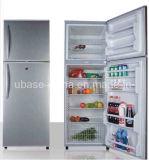 Двойные двери в морозильной камере холодильник 388L