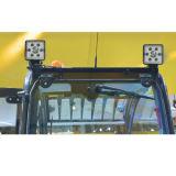 5 quadratisches 28W LED Arbeitslicht des Zoll-28W für LKWas
