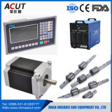 Acut-1530 CNC Plasma Metal Cutting Machine com Rotary