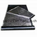 Pre-Applied, Собственн-Придерживаемый лист HDPE для материала/конструкционные материал материала толя структуры подвала делая водостотьким водоустойчивых