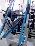 Gluer Maschine mit dem Systemabsturz-Verschluss-unteren Kleben (GK-780CA)