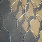 Revestimento de PVC galvanizados a quente Gabião Cesta