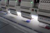 La más nueva velocidad 4 colores de la pista 15 automatizó la máquina del bordado para las funciones multi del bordado
