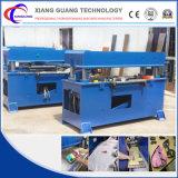 Automatische Plastik/Foam/Rubber-hydraulische stempelschneidene Maschine mit vier Spalten