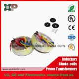 Certificado UL / SGS / RoHS Transformador de potência toroidal personalizado XP-Ts-Tr1708