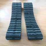 Largement utilisé chenille en caoutchouc (180*65*42) pour les petites Utilisation de la machine
