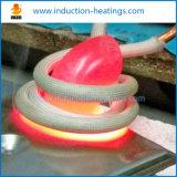 Calentador de inducción de alta frecuencia para la soldadura que cubre con bronce del tubo del tubo del metal