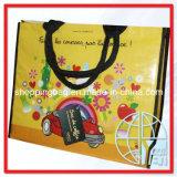De PP delicados tecidos de saco de supermercado (ENV-SVP006)