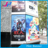 Digitale Druk of de Hoge Glanzende Backlit Flex Banner van pvc