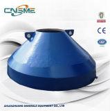 Mantelet et Concasseur de Pièces de concasseur de cône pour Metso
