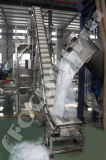 가득 차있는 자동적인 얼음 포장 기계