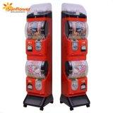 中国の製造者のカプセルのおもちゃの自動販売機のアーケードのGashaponディスペンサーの表示自動販売機