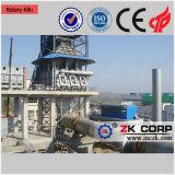 Óxido de magnésio total e de linhas de produção