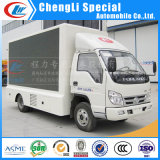 Most Popular Forland 4X2 Digital Mobile Screen LED Advertising Truck