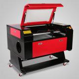 80W CO2 лазерной гравировки engraver лазера режущие машины с цветным экраном 700*500 мм
