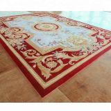 Pilha de corte do tapete de artesanato, Royal Style mão tapete tufados