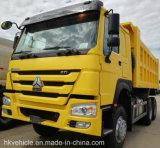 Sinotruk HOWO LHD/Rhd 6*4 371HPのダンプトラックのダンプカートラック