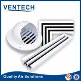 Разъем белого цвета для вентиляции и воздушного диффузора использовать