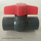 Kolben geschweißte Wasser-Basisrecheneinheits-Plastikkugel Vlave