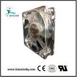 60*15мм 5V -24 В двух шариковый подшипник бесщеточный охлаждения рама DC осевой вентилятор M