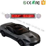 P7.62-7X40 Signo Auto LED Pantalla LED de la programación de las pantallas de desplazamiento para el coche la tienda Tienda Hotel supermercado de la publicidad de vidrio