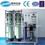 Het volledige Automatische Systeem van de Behandeling van het Water van het Systeem RO van de Omgekeerde Osmose 3000L/H, de Zuiveringsinstallatie van het Water van het Systeem RO voor Industrieel Kosmetisch Chemisch product