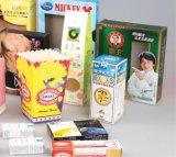 Máquina de embalaje de cartón plegable precio en la India (GK-650GS)