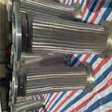 Gli ss Metal il tubo flessibile ondulato del tubo flessibile con lo strato della treccia