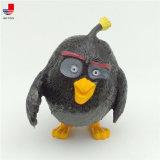 プラスチック置物の鳥の動物のおもちゃのコレクションの動物のおもちゃ図