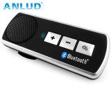 携帯用新しいデザイン黒のHandfree Bluetooth車キットの自動車部品
