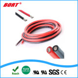 Brins de cuivre à revêtement en PVC souple Fils et câbles électriques