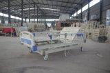 Função Electiric três cama hospitalar de enfermagem