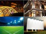 precio de fábrica en el exterior IP65 100W Reflector LED SMD para Tenis Fútbol Baloncesto la iluminación del estadio
