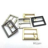 Fashion Accessoires, Classic High-Quality Metal Alloy Buckle, gebruikt voor de gordel Buckle of Clothing Accessoires, aanpasbaar