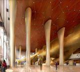 De elegante Binnenlandse Opgesmukte Decoratie van het Plafond van het Gips van Grg van het Ontwerp
