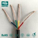 RV-K BS EN 3 Core 4мм гибкий кабель 0.6/1кв напряжение низкого класса 5 медных XLPE ПВХ гибкий кабель питания производителей