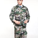 Cor de areia Acu tecido camuflagem uniformes militares do exército uniforme militar