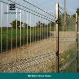 3 Panneau de clôture D Fil soudé