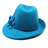 A banda de suor ajustável personalizada atacado o Fedora Hat